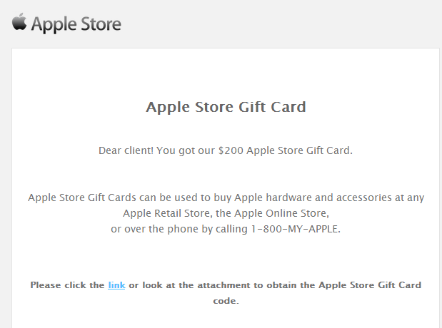 Apple_Store_Fake_Email_Spam_Malicious_Gift_Card_Malware_Exploits_Malicious_Software_Social_Engineering