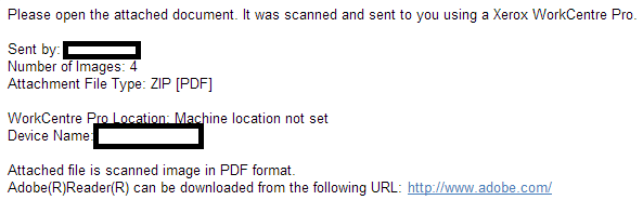 Email_Spam_Malicious_Fake_Social_Engineering_Malware_Malicious_Software_Xerox_WorkCentre_Pro