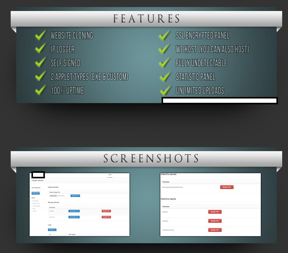 Malicious_Java_Drive_By_Generating_Tool_Platform_Managed_Hosting_Bulletproof_Hosting_01