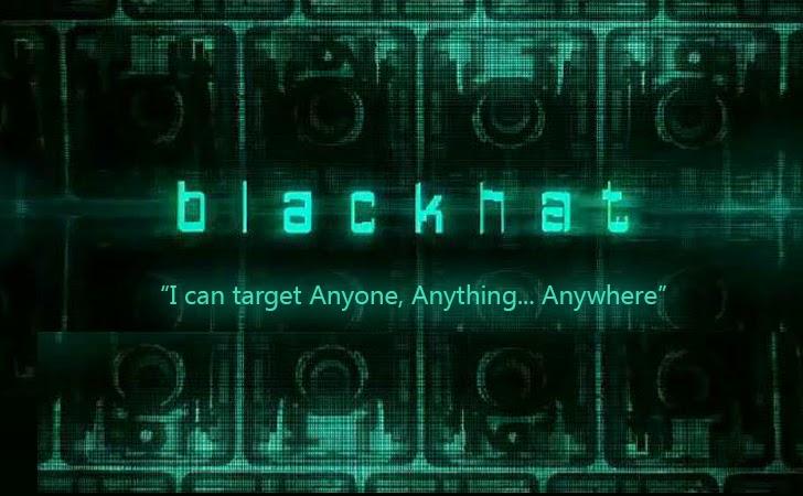 Did Blackhat just break the hacker movie stereotype?