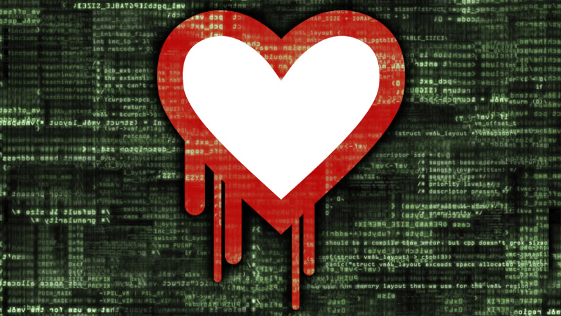 Heartbleed continues to put devices at risk