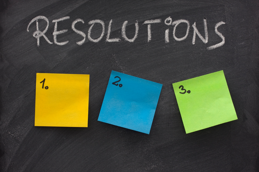 Top 11 Security resolutions for the New Year