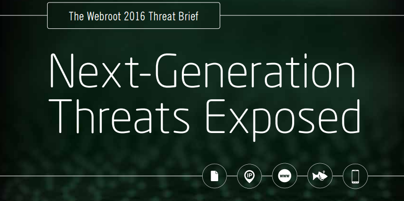 Threat Insights and Trends from the 2016 Threat Brief