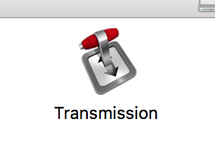 Transmission app