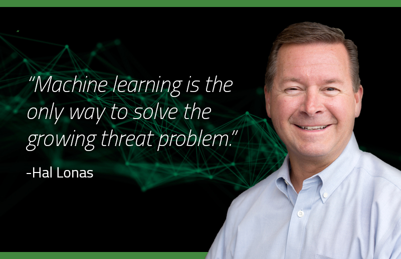 A Conversation with Hal Lonas about Threat Intelligence and Machine Learning