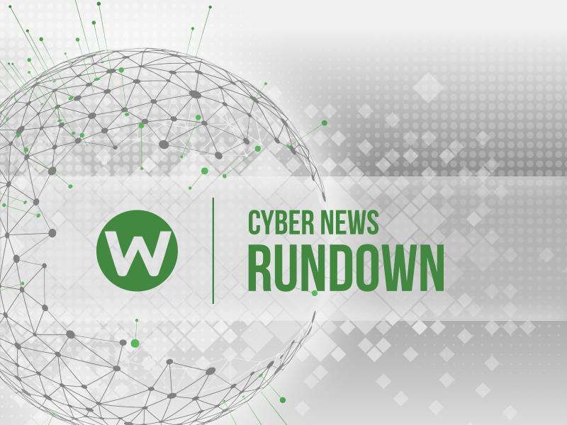 Cyber News Rundown: Edition 3/24/17
