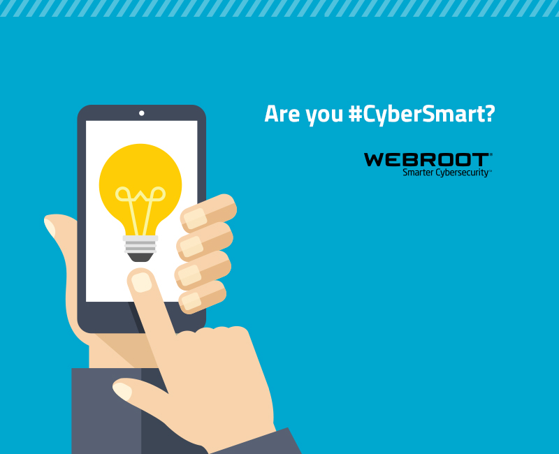 Simple steps to help make you CyberSmart
