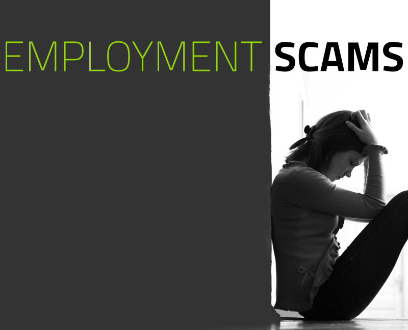 Employment scams target recent college grads