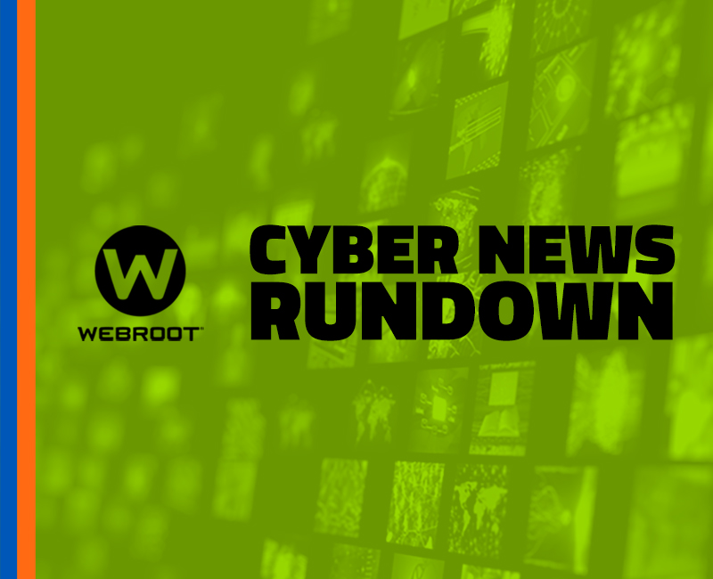 Cyber News Rundown: Edition 9/29/17