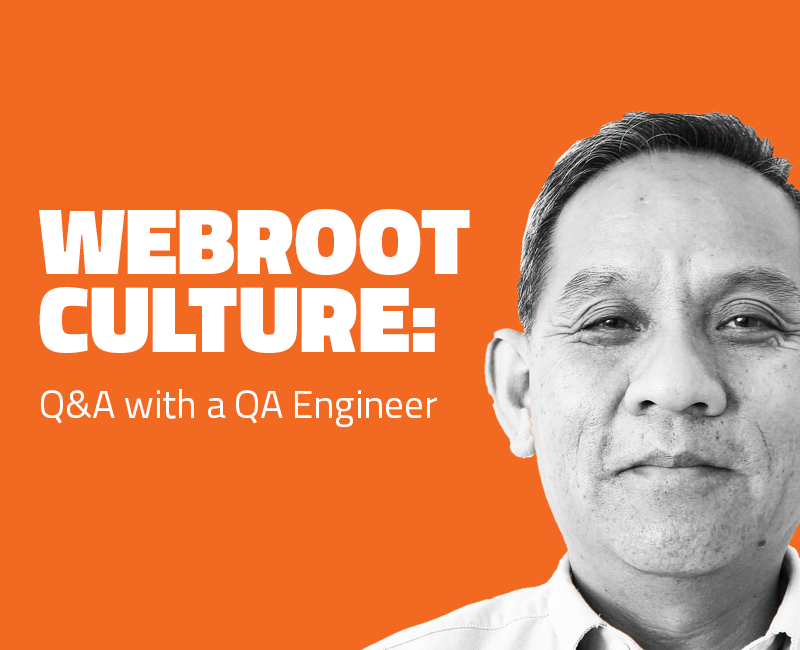 Q&A with QA Engineer Sopall Ngim