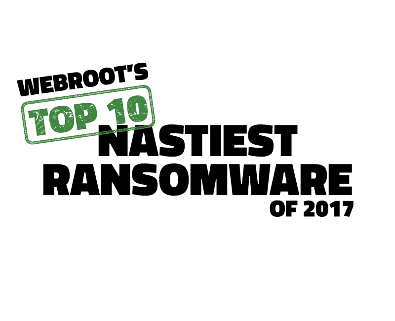 Top 10 Nastiest Ransomware Attacks of 2017