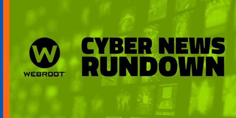 Cyber News Rundown: Edition 1/5/18