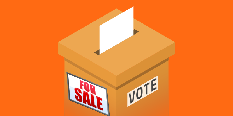 Cyber News Rundown: Voter Records for Sale
