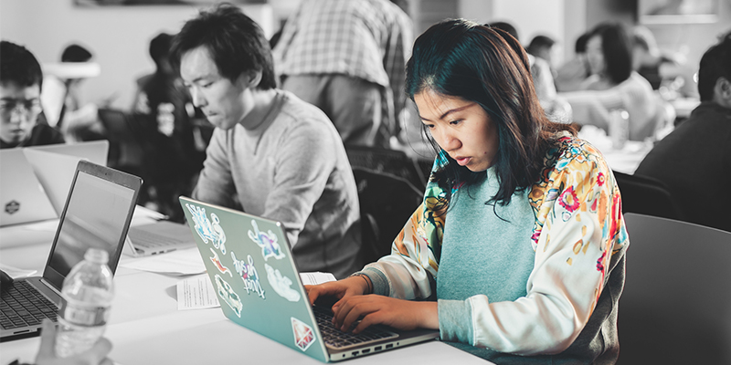 Building a Cybersecurity Talent Pipeline One Coding Challenge at a Time