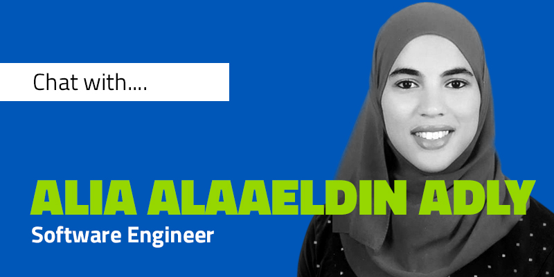 Employee Spotlight: Chat with Alia AlaaEldin Adly