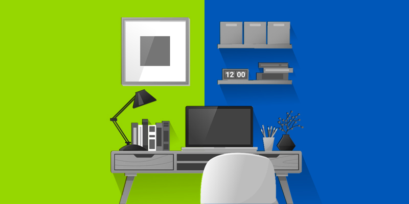5 Tips for Feeling Your Best in Your Home Office