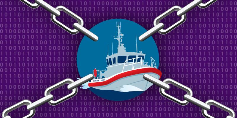 Cyber News Rundown: US Coast Guard Hit with Ransomware