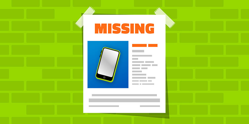 Lost or Stolen Device? Here's What to do Next