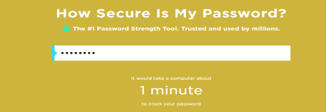 Your password is too predictable